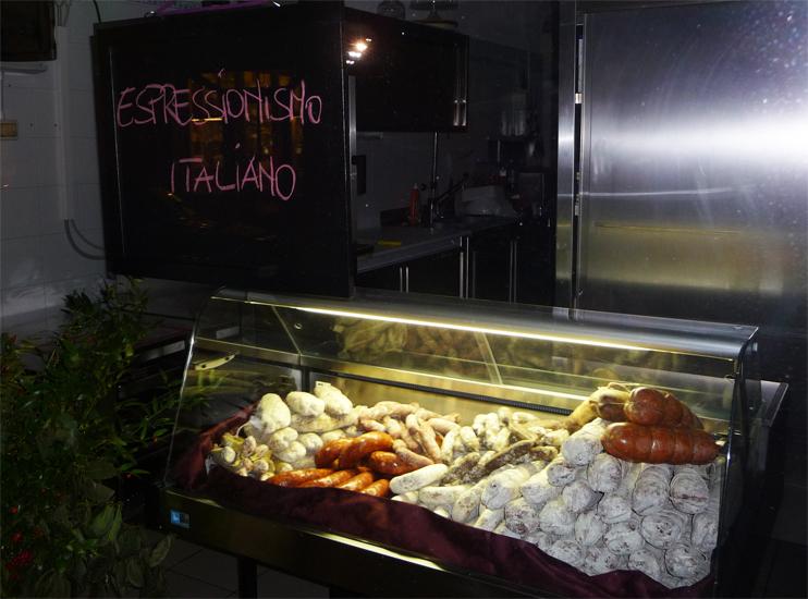 AeG Macelleria Espressionismo Italiano