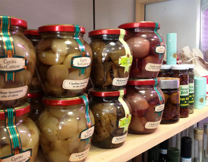 AeG Macelleria Montalcino gastronomia sottoli