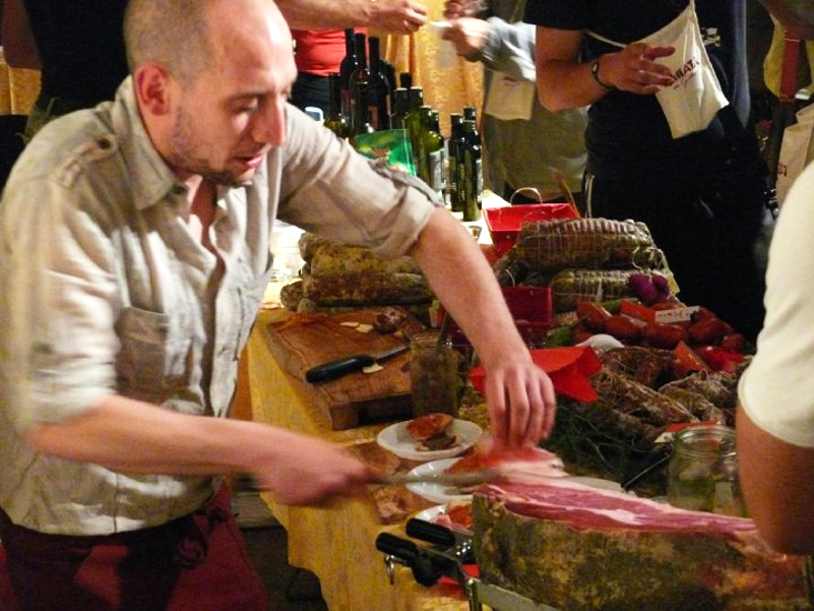 AeG Macelleria Montalcino - organizzazione buffet