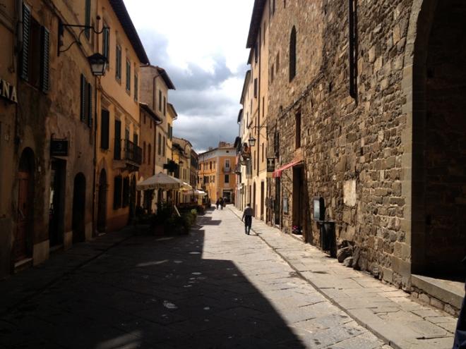 Via Matteotti, Montalcino (SI)